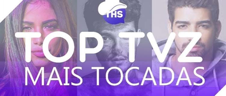 Os 30 clipes com maior audiência no tvz em setembro