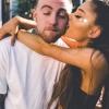 Ariana Grande responde tuíte a culpando por acidente sofrido pelo ex Mac Miller