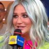 """Kesha diz que álbum """"Rainbow"""" salvou sua vida"""