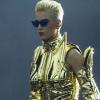 Caminhão com figurinos de Katy Perry quase foi roubado no Rio de Janeiro