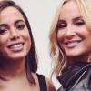 Anitta e Claudia Leitte devem lançar música juntas