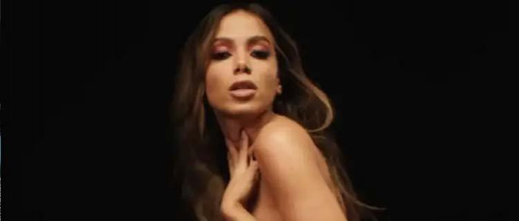 Anitta grava clipe com Rita Ora e Sofía Reyes