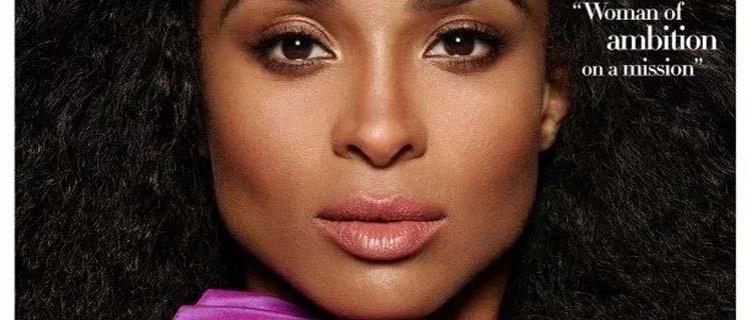 Sexo? Ciara conta como foi difícil se segurar até o casamento