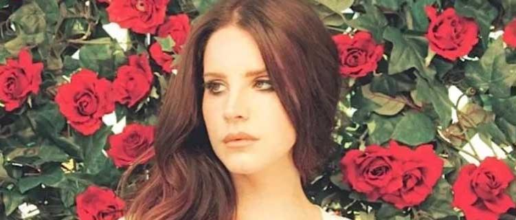"Lana Del Rey anuncia o álbum ""Blue Banisters"" para julho"