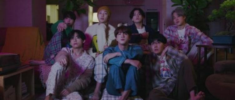 """BTS lança o aguardado álbum """"BE"""", que já chega com clipe fofo para """"Life Goes On"""""""