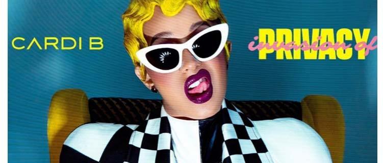 """Invasion of Privacy"", da Cardi B, completa um ano na Billboard 200"