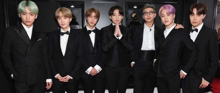 Atual turnê do BTS já vendeu mais de 600.000 ingressos pelo mundo