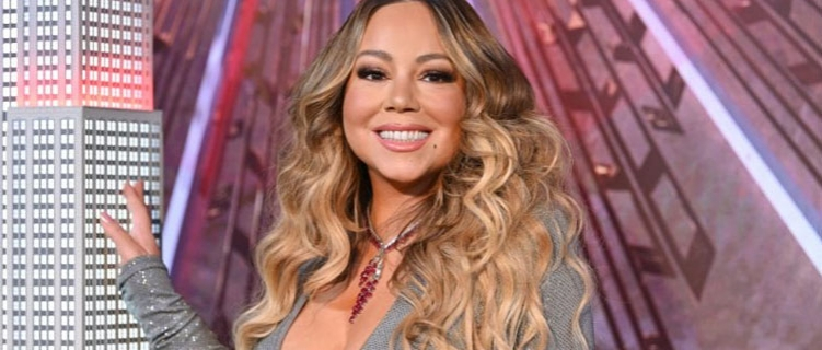"Mariah Carey grava clipe especial de ""Save The Day"" para o US Open."