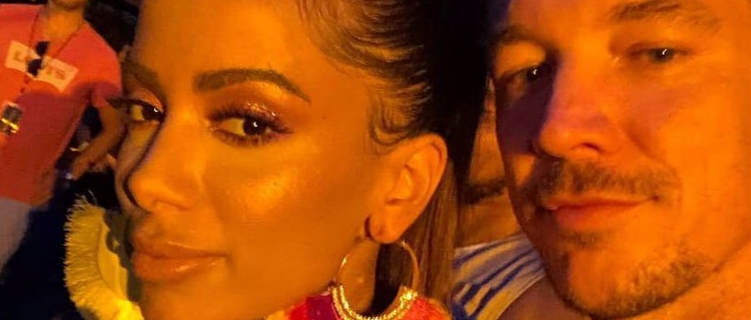 """""""Sua Cara 2.0"""": Anitta grava novo clipe com Major Lazer na Costa Rica"""