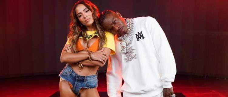 """Anitta lança clipe para remix de """"Girl From Rio"""" com DaBaby."""