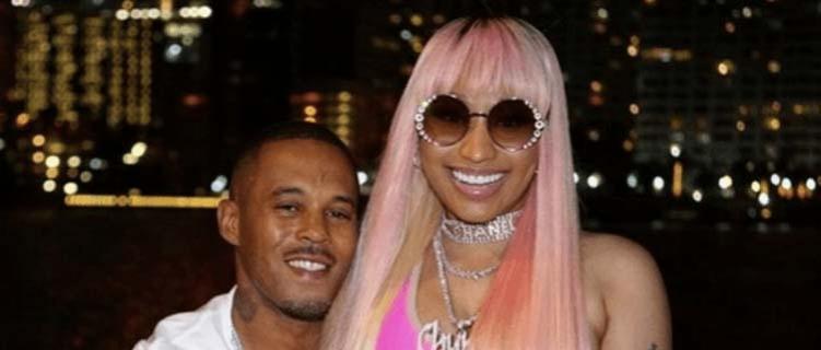É oficial: Nicki Minaj é agora uma mulher casada