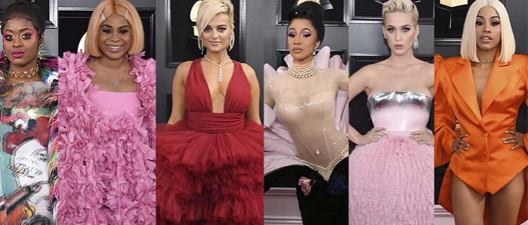 Veja os vencedores do Grammy 2019!