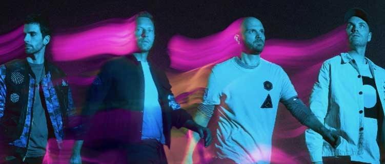 """Coldplay surpreende em """"Coloratura"""" nova música com mais de 10 minutos."""