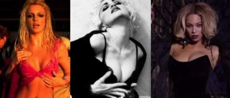Rolling Stone publica ranking com 30 clipes mais sexy de todos os tempos
