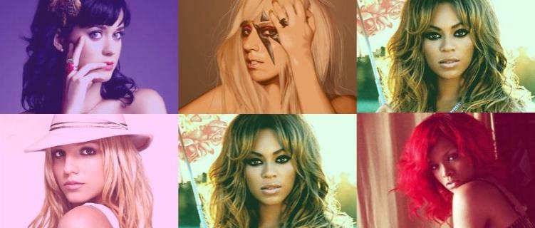 Confira lista das cantoras pop com as páginas mais curtidas no Facebook