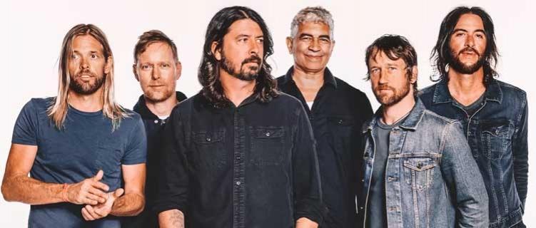 Foo Fighters irão fazer o primeiro show pós pandemia do Madison Square Garden