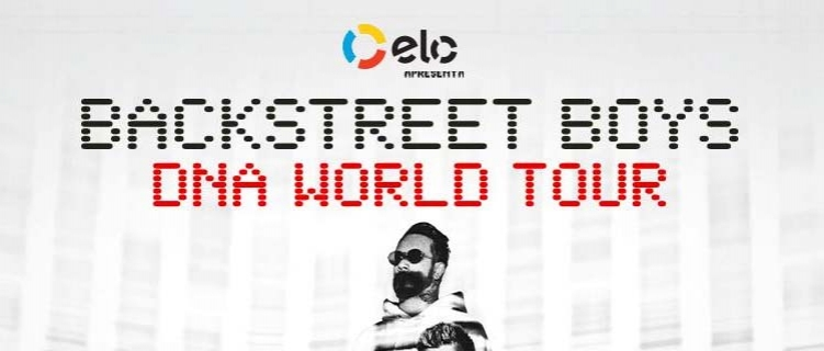 Ingressos para Backstreet Boys no Rio e em São Paulo estão esgotados