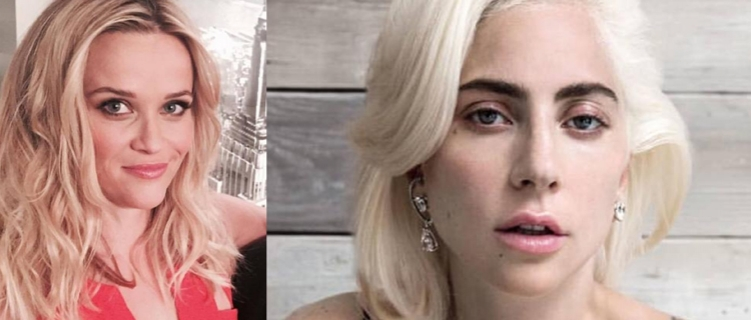 """Reese Witherspoon elogia trabalho de Gaga em Nasce Uma Estrela: """"Fiquei impressionada"""""""