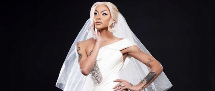 Vestida de noiva, Pabllo Vittar confirma single que abre nova era para maio