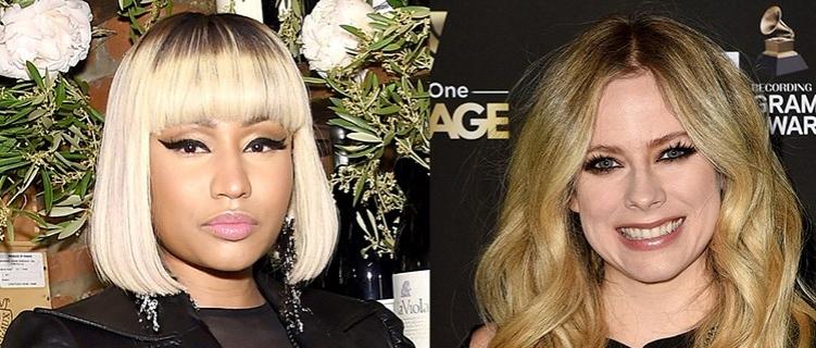 """Avril Lavigne cancela clipe de """"Dumb Blonde"""", parceria com Nicki Minaj, e já escolhe a próxima aposta"""