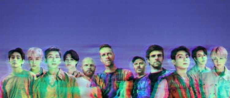 "Coldplay e BTS anunciam single juntos. Saiba tudo sobre ""My Universe"""