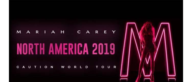"""Mariah Carey anuncia nova etapa da """"Caution World Tour"""" e fãs nutrem esperança de vê-la no Brasil"""