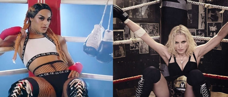 Já podemos sonhar com uma colaboração de Pabllo Vittar com Madonna?