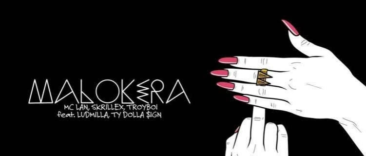 """""""Malokera"""": Novo funk do momento junta MC Lan, Skrillex, Ludmilla, Ty Dolla $ign e TroyBoi"""