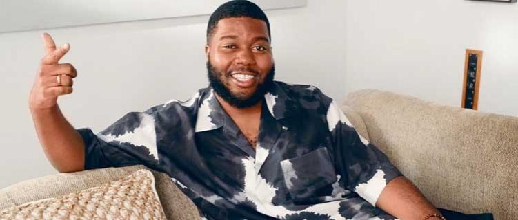 Khalid lança música em parceria com Tate McRae