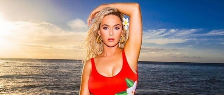 "Katy Perry disponibiliza stream do disco ""Katy Hudson"", primeiro álbum da carreira"