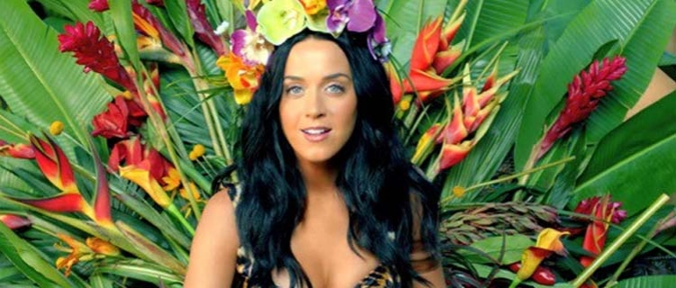 Em oitavo lugar, Katy Perry é a dona do clipe feminino mais assistido do YouTube!