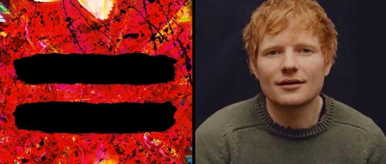 """Ed Sheeran anuncia o novo álbum """"="""" (equals) e lança o single """"Visiting Hours"""""""