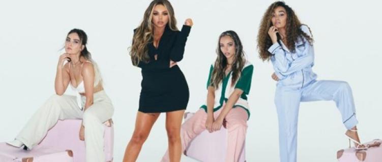 """Saiu """"Holiday"""", segundo single do novo álbum do Little Mix;"""