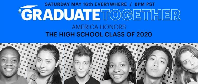 Dua Lipa, Jonas Brothers e Karol G celebram estudantes em especial de TV.