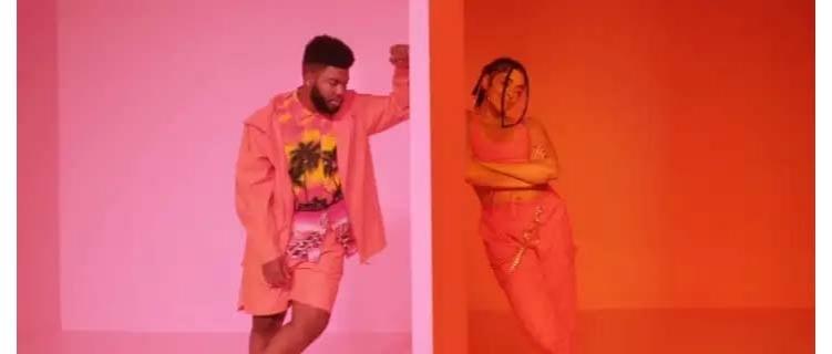 "Khalid e Disclosure apostam em visual colorido e minimalista no clipe do single, ""Talk"". Assista!"