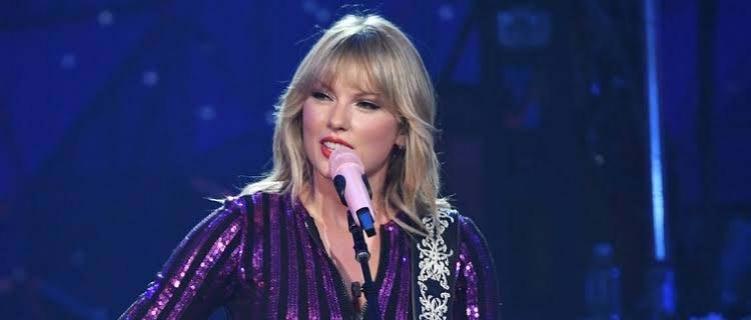 Taylor Swift vai cantar no VMA 2019