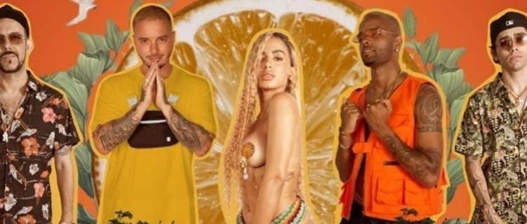 """""""Bola, Rebola"""" completa 30 dias na liderança do Spotify"""