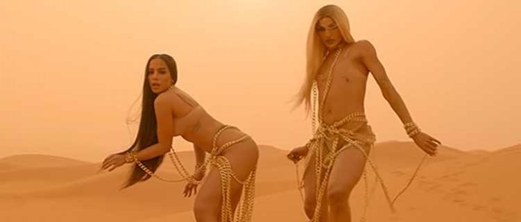 """""""Sua Cara"""": Sucesso do Major Lazer, Anitta e Pabllo Vittar é anunciado para Just Dance 2022"""