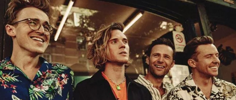 """McFly anuncia novo álbum e confirma lançamento do primeiro single, """"Happiness"""", para esta semana"""