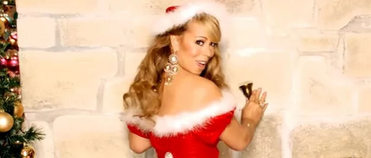 Mariah Carey sugere colaboração com artistas misteriosos em novo projeto natalino