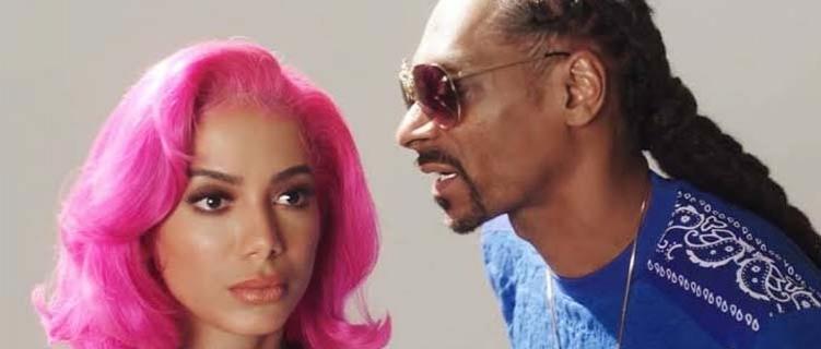 Anitta é confirmada em uma das faixas do novo álbum do Snoop Dogg