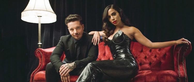 """Clipe """"Downtown"""", de Anitta e J Balvin, chega a 500 milhões de visualizações no YouTube"""