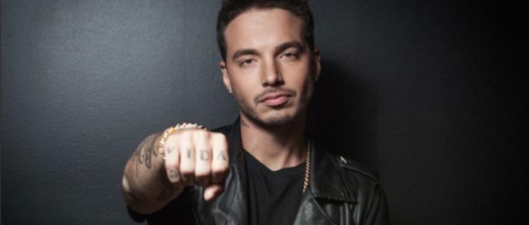 J Balvin será curador da playlists de música latina no streaming