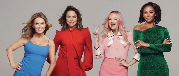 Ingressos para shows das Spice Girls no Reino Unido são revendidos a mais de R$ 4.700