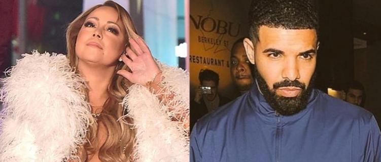 Próximo single da Mariah pode ser um collab com o Drake!