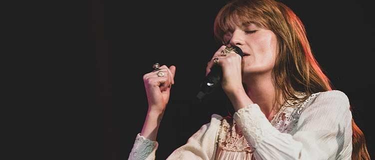 """Florence Welch vai escrever canções para musical baseado em """"O Grande Gatsby"""""""