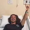 Cantor Vitor Kley é internado em hospital de Ilhabela com apendicite