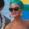 Katy Perry filmando no Havaí e muito mais nas imagens da semana