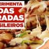 Halsey experimenta comidas melhoradas pelos brasileiros