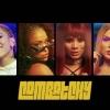 """Combatchy"": Anitta, Lexa, Luísa Sonza e MC Rebecca alcançam Top 20 no iTunes de Luxemburgo"
